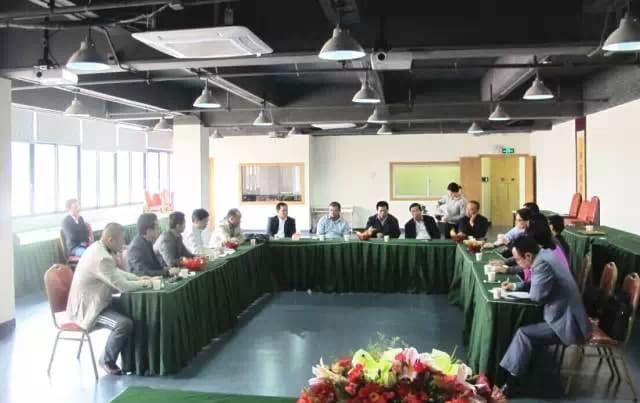 广东省家庭医生协会领导到珠海调研